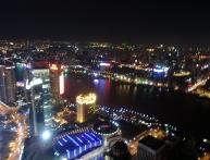 Shanghai by night by Dr Aksam Merched